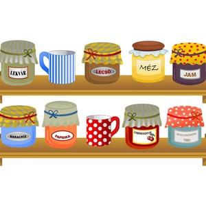 Falmatrica- speizba, Dekoráció, Otthon & lakás, Lakberendezés, Falmatrica, Fotó, grafika, rajz, illusztráció, Falmatrica, amely speizba, konyhába helyezhető fel. Szép kiegészítője lehet a konyhai falnak, vagy s..., Meska