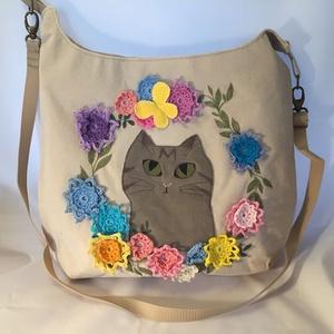 Cicás táska (kiseri) - Meska.hu