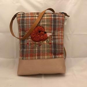 Alvó róka variálható táska vagy hátizsák (kiseri) - Meska.hu