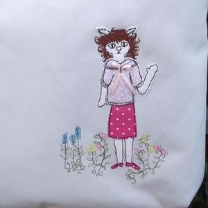 Cicalányos táska  (kiseri) - Meska.hu
