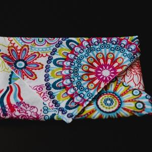 Textil csomagoló szalvéta PUL-lal bélelt , NoWaste, Textilek, Textil tároló, Otthon & lakás, Képzőművészet, Textil, Varrás, Vastagabb vászonból és vízálló PUL-ból készítettem ezeket a szalvétákat. Szendvics csomagolására kiv..., Meska