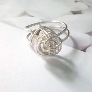 Ékszerdrót gyűrű (klarion) - Meska.hu