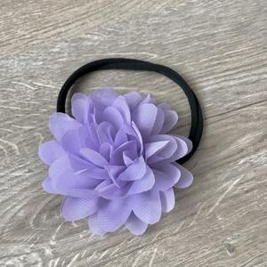 Virágos hajpánt, Gyerek & játék, Táska, Divat & Szépség, Hajbavaló, Ruha, divat, Hajpánt, Varrás, Egyedi virágos hajpánt. Mindegyik termék mosható.\n\nAjándéknak, fotózáshoz, babaváró bulira...., Meska