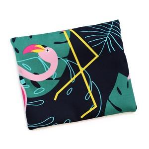 Kolorkka vízhatlan tasak / neszesszer, flamingós (kolorkkaBAGS) - Meska.hu