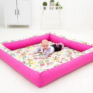 Óriás játszószőnyeg babáknak (kolyokdzsungel) - Meska.hu