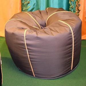 Kültéri, extra méretű babzsák fotel, kültéren és beltéren is használható babzsákfotel, Bútor, Otthon, lakberendezés, Babzsák, Varrás, Kültéren és beltéren egyaránt használható, extra méretű babzsák fotel felnőtteknek és tiniknek.  A ..., Meska