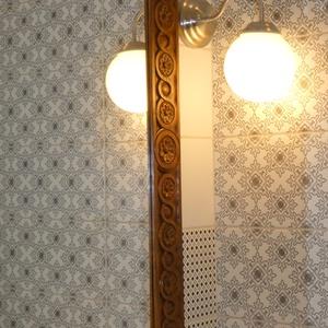 tükör, Lakberendezés, Otthon & lakás, Képkeret, tükör, Dekoráció, Famegmunkálás, Szobrászat, Csak rendelésre.                                                                                    ..., Meska