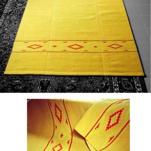 Székely festékes szőnyeg, ágytakaró, falvédő, párnahuzat (komodorka) - Meska.hu