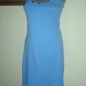 L es aranyozott nyári ruha. Alkalmi viselet. Akció! (kornelia82 ... 717a4b029f