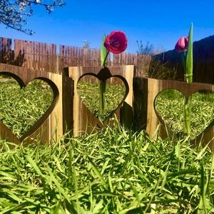 Mini váza!, Otthon & Lakás, Dekoráció, Váza, Famegmunkálás, Készülődünk anyák napjára.(Mini váza)\nAz amerikai fekete dió , kedvenc fa anyagom ,szeretettel vesze..., Meska
