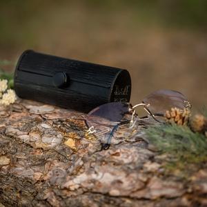 Black fa szemüvegtok - Meska.hu