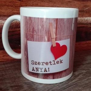 Egyedi mintás szublimált bögre (kreativajandek) - Meska.hu
