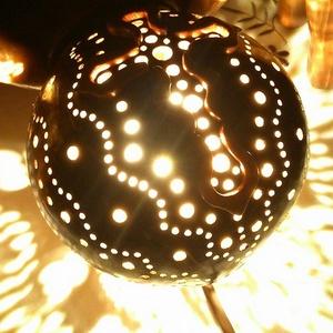 Keresztespók lámpa (Kreativfamunkak) - Meska.hu