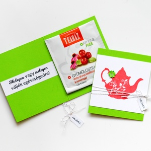 Promóciós ajándék köszönetajándék köszönőajándék doboz tasak esküvő születésnap évforduló piros zöld, Köszönőajándék, Emlék & Ajándék, Esküvő, Papírművészet, Időszerű és költségkímélő promóciós termék/köszönőajándék üzletek számára is ez a tasak, melyben egy..., Meska