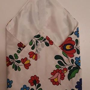 Bélelt textil szalvéta 4 féle színben, NoWaste, Bevásárló zsákok, zacskók , Textilek, Textil tároló, Varrás, Állítható méretű, bélelt, mosható szalvéta. Ahogy az a fotón is jól látszik nagyszerű kombinációja a..., Meska