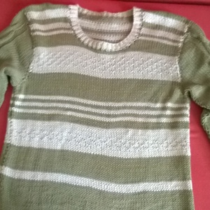 Green női pulcsi (kristinya) - Meska.hu