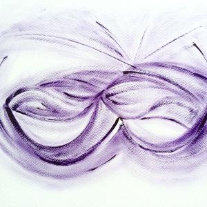 """""""Láss - ne csak nézz""""- festmény, Művészet, Olajfestmény, Festmény, 24x32  cm-es olaj festmény.  Eredeti, egyedi festmény, adott pillanat érzelmeit fejezi ki.  Másolat,..., Meska"""