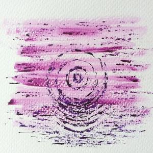24/30 Napi festmény, Napi festmény, Festmény, Művészet, Festészet, 12x15  cm-es akril festmény.\n\nEcsettel és festőkéssel készült.\nEredeti, egyedi festmény, másolat, ny..., Meska