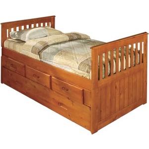 Fenyő ágy, 3db fiókkal + ágyneműtartó., Ágy, Bútor, Otthon & Lakás, Famegmunkálás, Fenyő ágy, 3db fiókkal + ágyneműtartó.\n\nEgyedi elképzelés alapján is gyártunk ágyat.\n\nÁgyat csak meg..., Meska