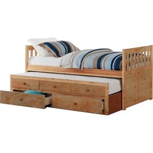 Fenyő ágy, 2db nagy fiókkal +vendégággyal., Otthon & lakás, Bútor, Ágy, Famegmunkálás, Fenyő ágy, 2db nagy fiókkal +vendégággyal.\n\nEgyedi elképzelés alapján is gyártunk ágyat.\n\nÁgyat csak..., Meska