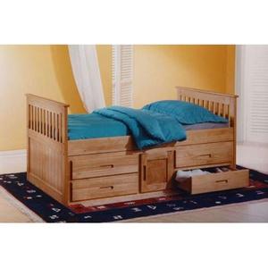 Fenyő ágy, 4db fiókkal, 1db nyitható szekrénnyel., Ágy, Bútor, Otthon & Lakás, Famegmunkálás, Fenyő ágy, 4db fiókkal, 1db nyitható szekrénnyel.\n\nEgyedi elképzelés alapján is gyártunk ágyat.\n\nÁgy..., Meska