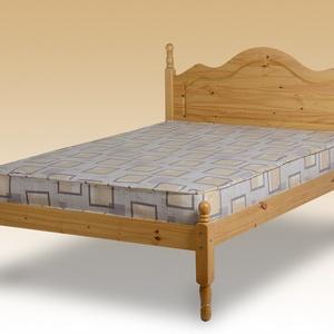 Fenyő ágy rendelhető több méretben., Ágy, Bútor, Otthon & Lakás, Famegmunkálás, Fenyő ágy rendelhető, ágyráccsal, igény szerint fiókos ágyneműtartóval, éjjeliszekrénnyel.\n\nEgyedi e..., Meska