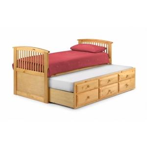 Fenyő ágy, 3db fiókkal +vendégággyal., Ágy, Bútor, Otthon & Lakás, Famegmunkálás, Fenyő ágy, 3db fiókkal +vendégággyal.\n\nEgyedi elképzelés alapján is gyártunk ágyat.\n\nÁgyat csak megr..., Meska
