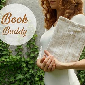 WOODY - Könyv Védő Tok - NAGYOBB MÉRET!!!, Ebook & Tablet tok, Laptop & Tablettartó, Táska & Tok, Varrás, AKCIÓS!!!\n\nEz a puha KÖNYV - ÖLELŐ megvédi a kedvenc olvasmányaidat!\n\nTe is egy igazi könyvmoly vagy..., Meska