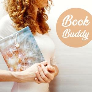 PITYPANG - Könyv Védő Tok, Könyvölelő, Könyvvászon - VÁLASZTHATÓ MÉRET!, Könyv- és füzetborító, Papír írószer, Otthon & Lakás, Varrás, Ez a puha KÖNYV - ÖLELŐ megvédi a kedvenc olvasmányaidat!\n\nTe is egy igazi könyvmoly vagy? Mindig a ..., Meska