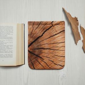WOODY - Könyv Védő Tok, Könyvölelő, Könyvvászon - NORMÁL MÉRET!!!, Táska, Táska, Divat & Szépség, Pénztárca, tok, tárca, Varrás, Ez a puha KÖNYV - ÖLELŐ megvédi a kedvenc olvasmányaidat!\n\nTe is egy igazi könyvmoly vagy? Mindig a ..., Meska