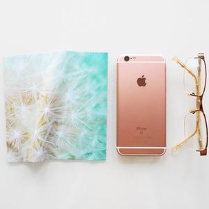 PITYPANG mintás vastag anyagú mikroszálas törlőkendő szemüvegre, mobiltelefonra, tabletre, Egyéb, Ez a gyönyörű mintás törlőkendő gondoskodni fog arról, hogy tiszta legyen a szemüveged/napszemüveged..., Meska