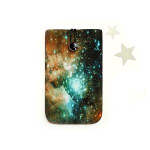 """Textil Mobil Tok - Slide 5\"""" - NEBULA, Táska, Divat & Szépség, Táska, Pénztárca, tok, tárca, Mobiltok, Varrás, Univerzális 5\""""-os mobiltok.\n\nGyönyörű galaxisköd mintás design darab! Finom, puha minőségi textilből..., Meska"""