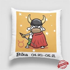 Horoszkópos kutyás párna - Bika - Meska.hu