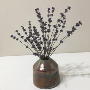 Színpompás rakus váza, Otthon & Lakás, Dekoráció, Váza, Kerámia, Rakuzott váza, ezért egyedi és megismételhetetlen :)\nszáraz virágnak, de akár csak dekorációnak :)\n\n..., Meska
