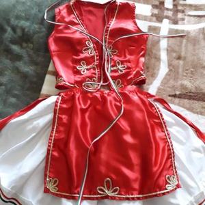 Magyaros ruha , Ruha, Női ruha, Ruha & Divat, Varrás, Egyeztetés alapján, egyéni méretezéssel kérhető.\nKérhető komplett ruhaként, amely tartalmazza a párt..., Meska