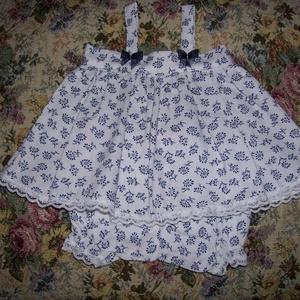 Brigi nyári ruha szett (ladyb) - Meska.hu