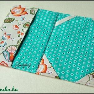 Kéktulipán  E-book  tok  (ladybug67) - Meska.hu