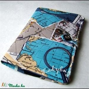 Világjáró II - E-book tok (ladybug67) - Meska.hu