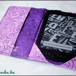 Kindle  tok - Lila (ladybug67) - Meska.hu