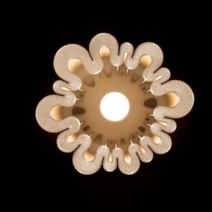 Furnér asztali lámpa - FL_SL_WS_02 (LampByNature) - Meska.hu