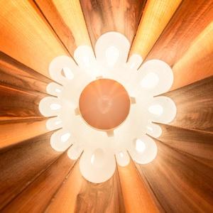 Furnér asztali lámpa - FL_SL_WS_03 (LampByNature) - Meska.hu