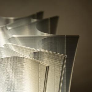 3d nyomtatott lámpa - asztali hangulatlámpa - PL_SL_H_02 (LampByNature) - Meska.hu