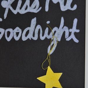 Jó éjt puszi- Always kiss me goodnight ( Mindig adj jó éjt puszit) (Laneys) - Meska.hu