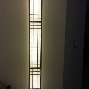 Fali shoji lámpa (Larry35) - Meska.hu