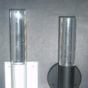 Szikra (karos), Lakberendezés, Otthon & lakás, Lámpa, Fali-, mennyezeti lámpa, Fémmegmunkálás, Ez a saját fejlesztésű és gyártású 3w-os teljesítmény LED-del szerelt, vízhatlan (IP68), fali karos ..., Meska