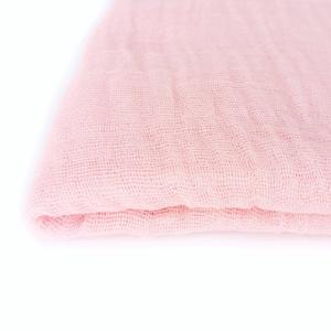 baba-rózsaszín nagy géz-sál , Ruha & Divat, Sál, Sál, Sapka, Kendő, Halványrózsaszín; romantikus, finom, üde.. Babafotóhoz is kiváló. Mérete: kb90x170cm  (be van szegve..., Meska