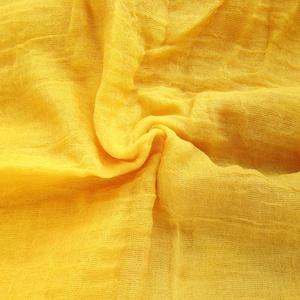 """""""indiai sárga"""" nagy géz-sál, Ruha & Divat, Sál, Sapka, Kendő, Pasztelles, kevert árnyalatú, kellemes sárga.. Mérete kb 90x170cm(be van szegve)  Pihe-puha gézkendő..., Meska"""