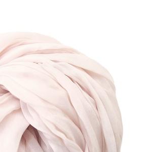 """""""púder-rózsa""""  selyemsál STÓLA méretben, Ruha & Divat, Sál, Sapka, Kendő, Sál, Selyemfestés, Az egyik legnőiesebb árnyalat, leheletfinom púder-rózsaszín. Az anyag ugyanaz, tiszta selyem, a mér..., Meska"""