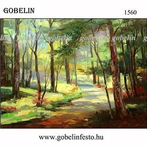Előnyomott Gobelin alap  - Meska.hu