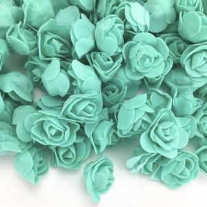 Habrózsa 250db/cs. szín 3 cm - több szín, Dekorációs kellékek, Egyéb kellékek, Virágkötészet, Mindenmás, Decoupage, szalvétatechnika, Habrózsa,3 cm - almazöld,menta,türkiz   250db/csomag\n\nTermékeim közt találsz nagyobb kiszerelésű szá..., Meska